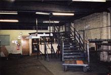 Adelphi Factory Office History